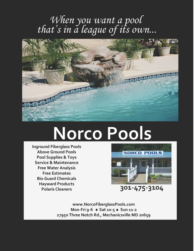 norco pools in the blessing of the fleet guide category community advertising